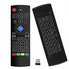Android TV Box Wireless Remote Control Keyboard Air Mouse 2.4ghz