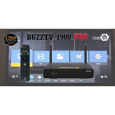 Android TvBox BuzzTv 1900Pro + diablo + MyTvBox Media Center