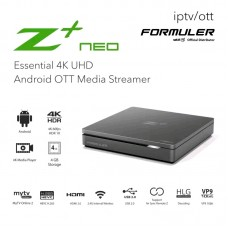 Formuler Z+ Neo 1GB DDR4 + 4GB | Ultra HD with MyTvOnline 2  + diablo iptv