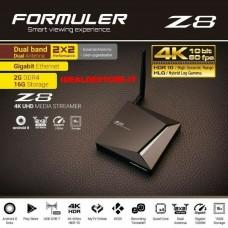 Formuler Z8  2GB DDR4 + 16GB | Dual band Gigabit WIFI & LAN + diablo iptv
